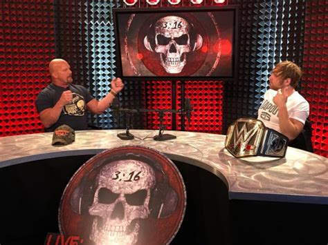 Stone Cold Pod Cast Dean Ambrose 8th August 2016 Full Movie Stone Cold Podcast With Dean Ambrose Cleat Geeks