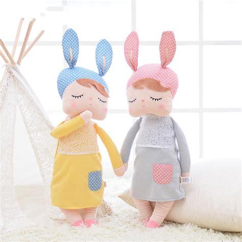 Boneka Angela Bunny Plush Yellow plush boneka angela bunny yellow jakartanotebook