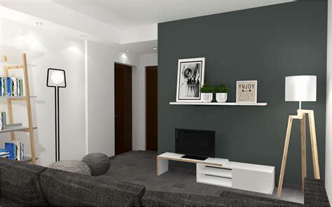 colori per interni soggiorno pareti interne in pietra con rivestimenti soggiorno