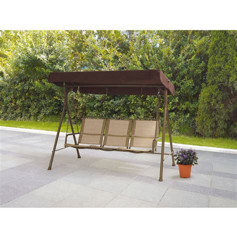 swing bench home depot patio swing bench 28 swinging bench canopy 2 seater swing