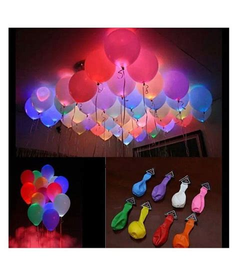 home interior parties products junos led balloons party decor pack of 15 buy junos