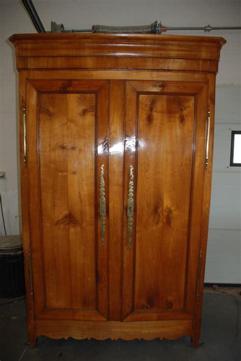 une armoire album restauration d une armoire bretonne atelier