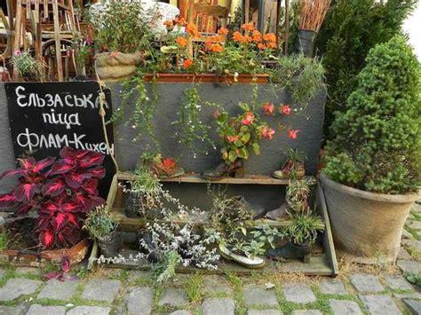 creative backyard designs adding interest