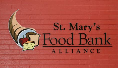 St Marys Food Pantry st s food bank drivetime charities