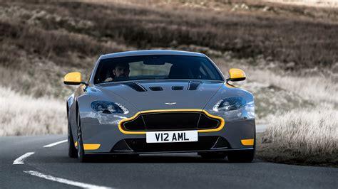 Aston Martin V12 Vantage S by L Aston Martin V12 Vantage S S Offre Une Boite Manuelle