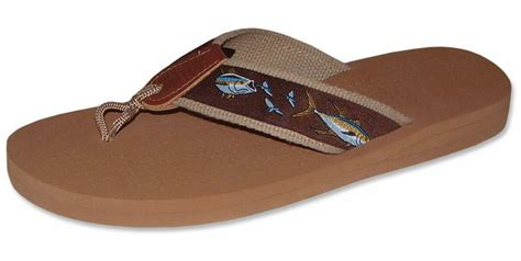zep pro yellowfin tuna flip flop tackledirect