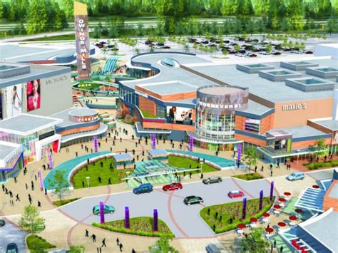 layout of northeast mall kimco unveils owings mills mall rev designs owings