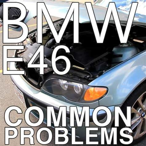 bmw  series  common problems  solutions eeuropartscom blog