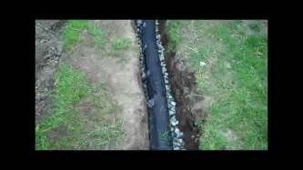 Home Depot Design Connect by How To Install A Drainage Pipe Youtube