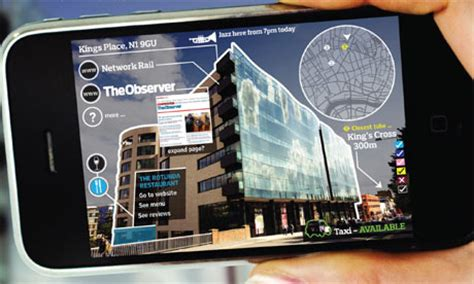 augmented reality augmented reality app developers ar app development company