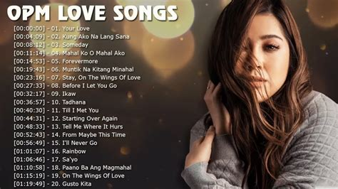 Top 100 Pampatulog Love Songs Collection 201   Best OPM