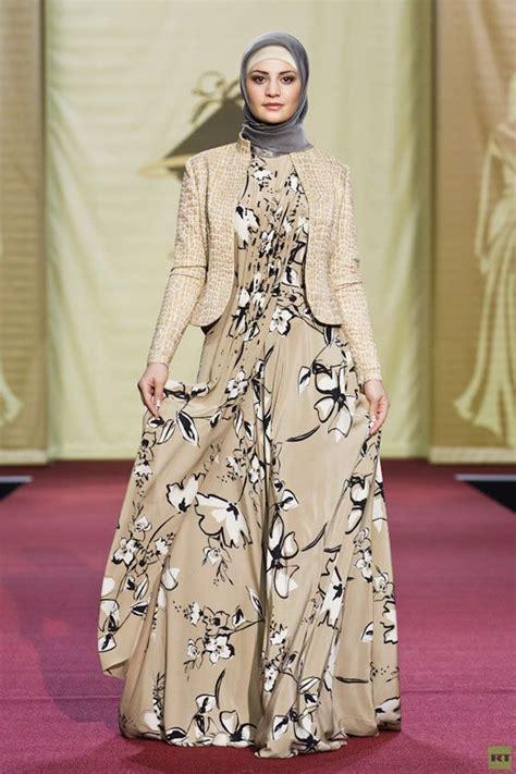 100 gambar baju batik gamis modern 2017 dengan 23 model