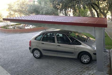 porches para coches techos y marquesinas para aparcamientos
