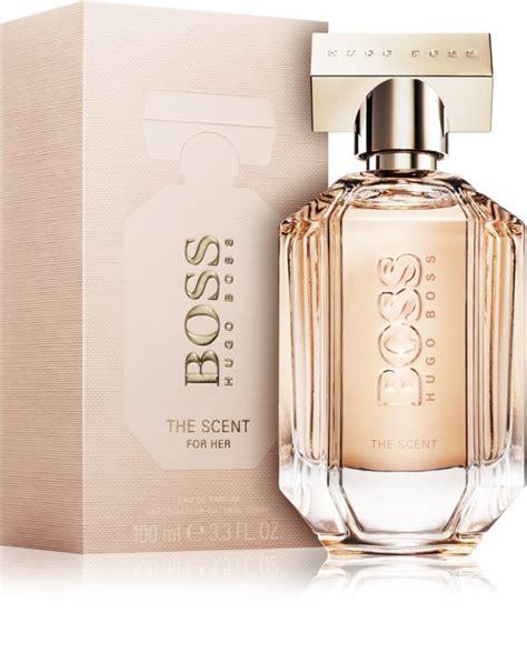 Parfum Hugo Scent hugo the scent woda perfumowana dla kobiet 100