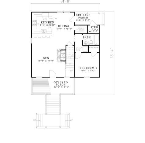 Daylight Bat House Plans Open Floor Plans Daylight Bat