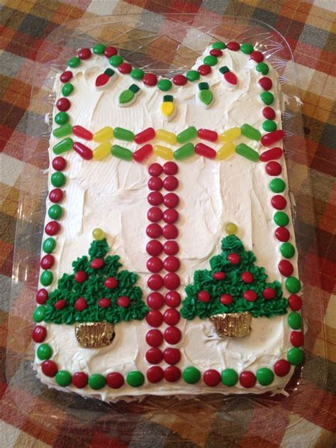 ugly sweater cake idea no fancy decorating classes