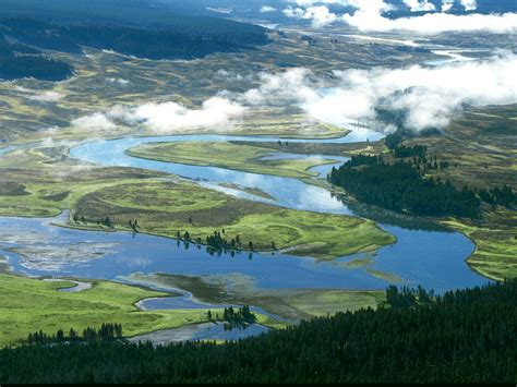 What Are Flood Plains by Fishinrod Yellowstone