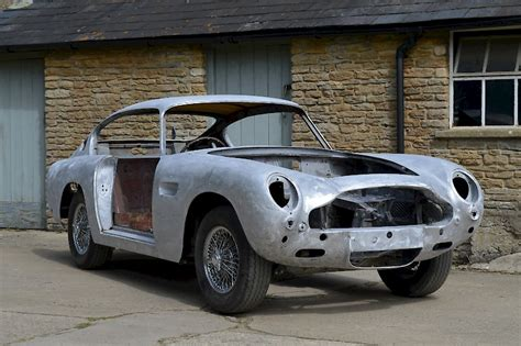 Aston Martin Restoration by Cotswold Classic Car Restorations Classic Cars