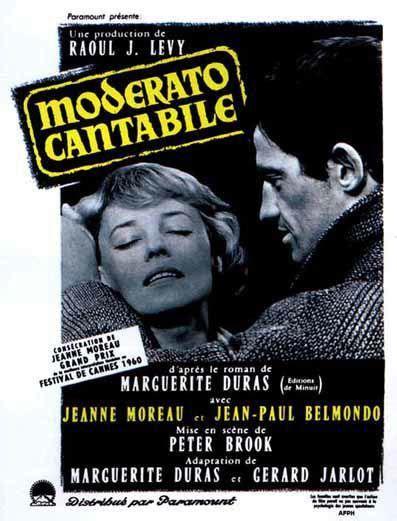 moderato cantabile minuit double 2707303143 moderato cantabile 1960 unifrance films