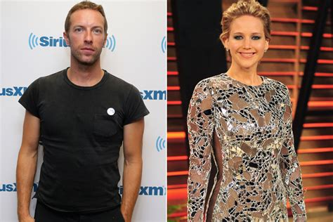 chris martin and jennifer lawrence jennifer lawrence and chris martin page six