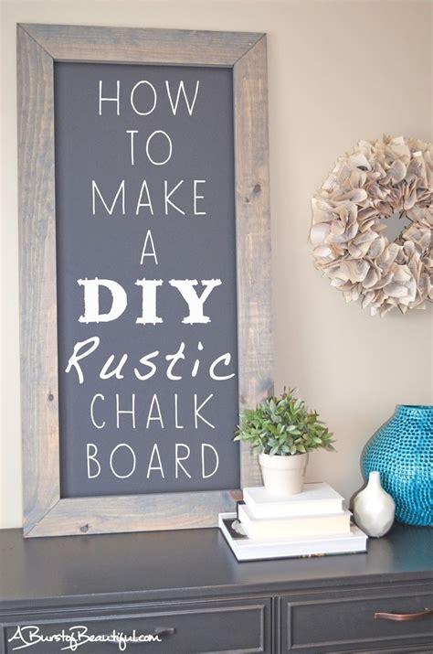 diy chalkboard 25 best ideas about diy chalkboard on diy