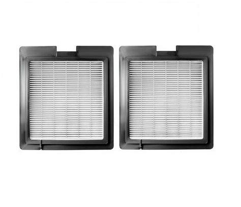 2 ecohelp hepa filters ecoquest living air purifiers ebay