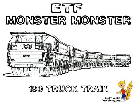 coloring pages trucks and trains macho coloring pages of tractors construction free