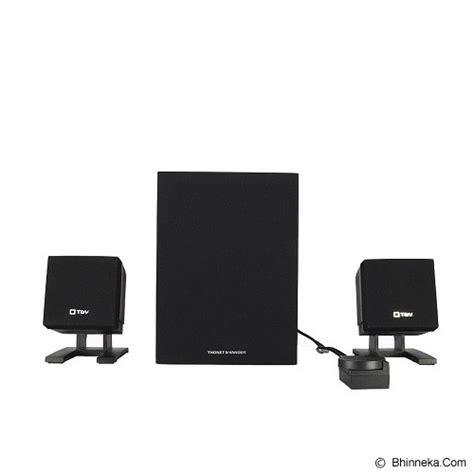 Speaker Computer Basic 2 1 jual thonet vander spiel murah bhinneka
