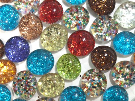 glitter crafts for microwave diy glitter magnets