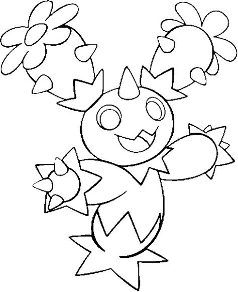 morning kids net coloring pages pokemon coloring pages pokemon maractus drawings pokemon