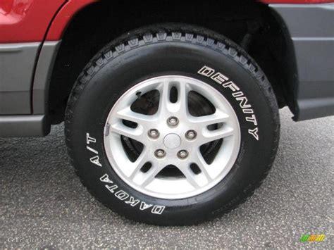 2002 Jeep Grand Wheels 2002 Jeep Grand Laredo Wheel Photos Gtcarlot