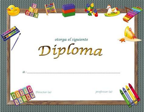 diplomas para imprimir s c las 25 mejores ideas sobre plantillas de certificado en
