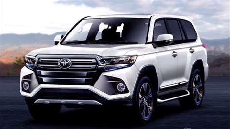 2020 Toyota Land Cruiser by Toyota Land Cruiser 2020