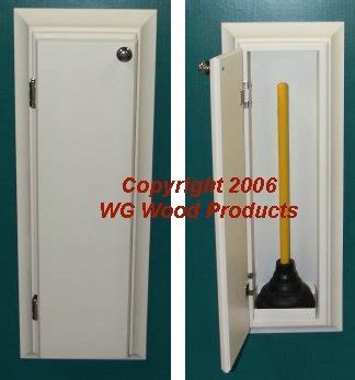 recessed wall cabinet between studs   Home Decor