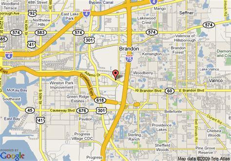 florida state fairgrounds map map of ta days inn state fairgrounds brandon ta