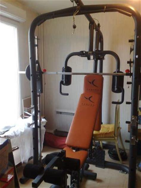 Banc De Muscu Complet by Banc De Musculation Complet Sports Hobbies Loisirs