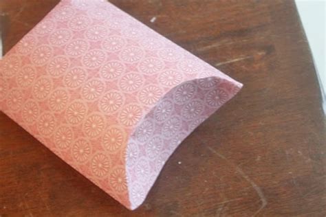 diy pillow box template factory direct craft blog