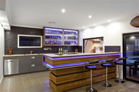 Modern Bar Designs The Drinks Are On The House Best Home Bars Terrys