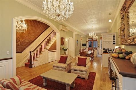 Brownstone Interior by Old World Gothic And Victorian Interior Design