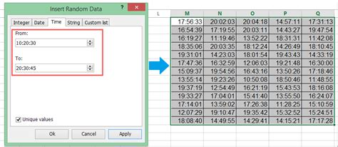 Php Auto Generate Password by Generate Random Dates In Excel 2010 How To Generate