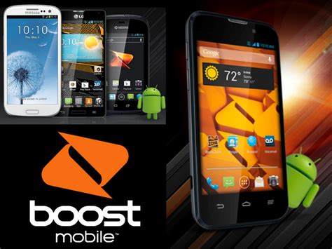 boost mobile boost mobile release android app for their customers
