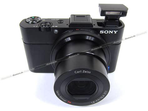 Kamera Sony Cyber Dsc Rx100 die kamera testbericht zur sony cyber dsc rx100 ii testberichte dkamera de das