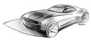 muscle cars sketchploration