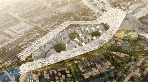 Read The Plan dubai expo masterplan 4 e architect