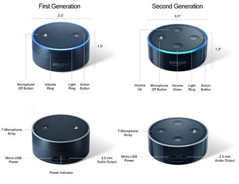echo dot 2nd generation alexa enabled bluetooth speaker black amazon echo dot 2nd generation review portable