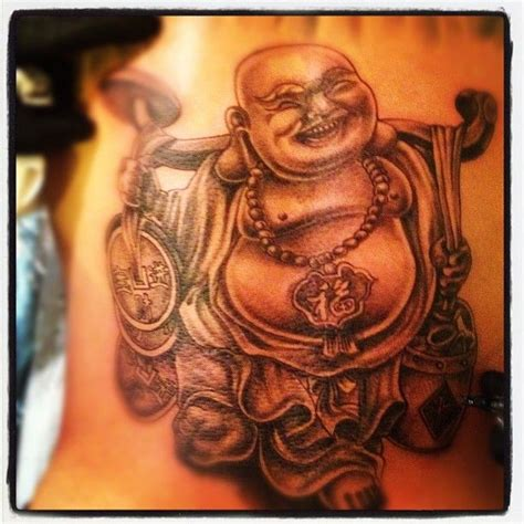 happy buddha tattoo wish this is what i would have got