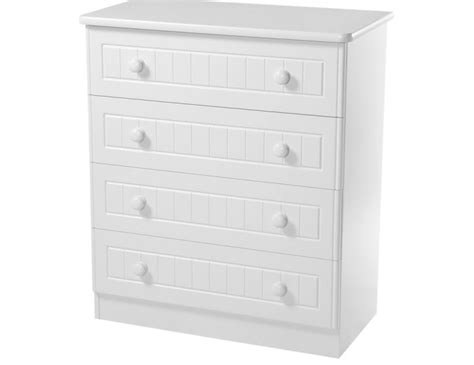 Childrens White Drawers by Warwick Childrens 4 Drawer Chest Uk Delivery