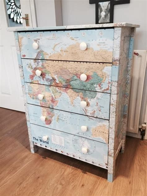 Decoupage On Wood Furniture - 25 best ideas about decoupage furniture on