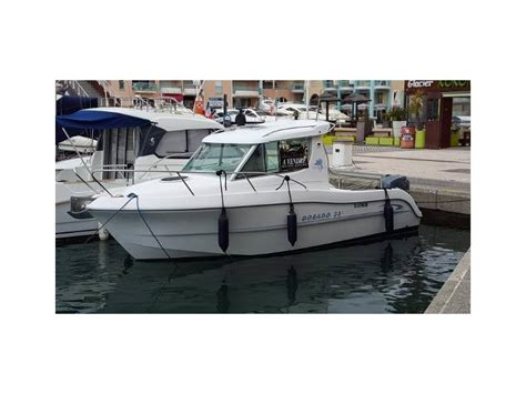 barche cabinate usate sessa dorado 22 in francia imbarcazioni cabinate usate