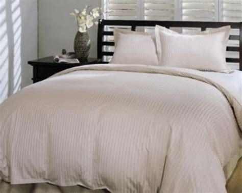 kmart down comforter blueridge home fashions 350 thread count damask stripe white down comforter home bed bath